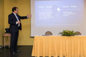 D. Kopřiva a naše prezentace PPCP pro Monte-Carlo