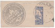 Německé Karolíny 1910 - Ponape provizorium